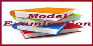 Improvement Model Exam