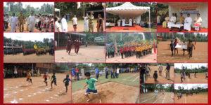 Annual Athletic Meet