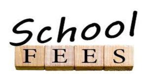 School Fee 2019-2020